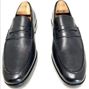 Cole Haan Grand OS Mens Black Penny Loafer C25069